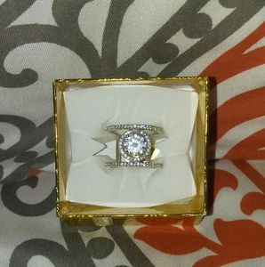Jewelry - STERLING SILVER GM 925 STAMP RING